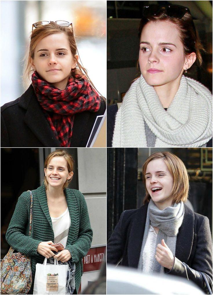 Emma Watson is a Natural Beauty! No makeup