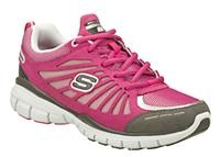 Skechers SK11775 Tone-Ups Go Run (Safron) Ladies Trainer Shoe
