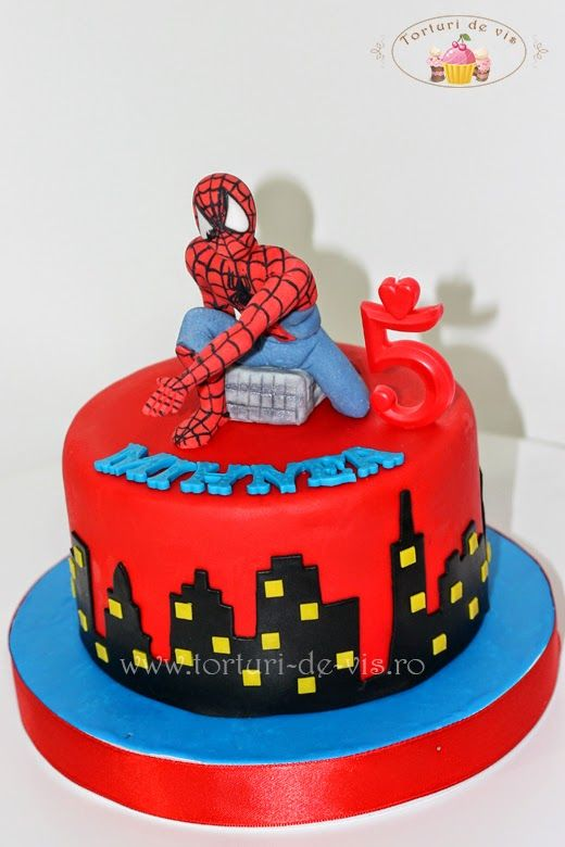 17 best images about torte uomo ragno on pinterest spider man cakes birthday cakes and spiderman. Black Bedroom Furniture Sets. Home Design Ideas