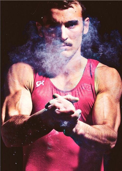 Tomas Gonzalez, Chilean gymnast