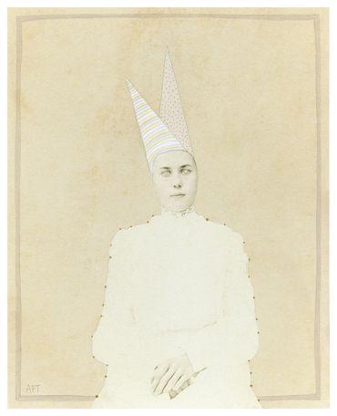 Athena Petra Tasiopolous - White Dress