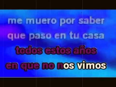 Karaoke - Loca - Chico Trujillo