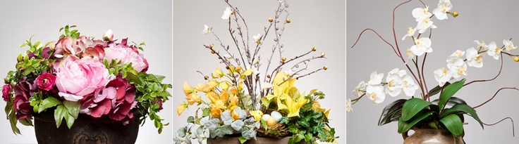Great silks for spring, the new term is everlasting stems. . . now I know