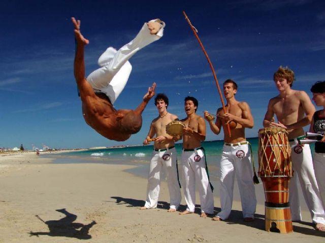 Capoeira - A Luta