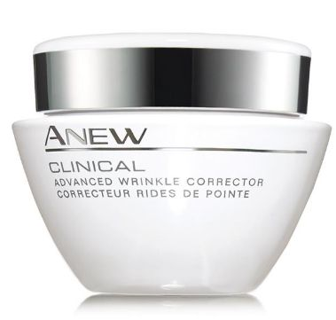"Avon - ""ANEW Clinical advance wrinkle corrector"" https://tdebusk.avonrepresentative.com/"