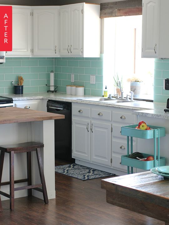 Kitchen Cabinet Remodel Before And After best 25+ before after kitchen ideas on pinterest | before after