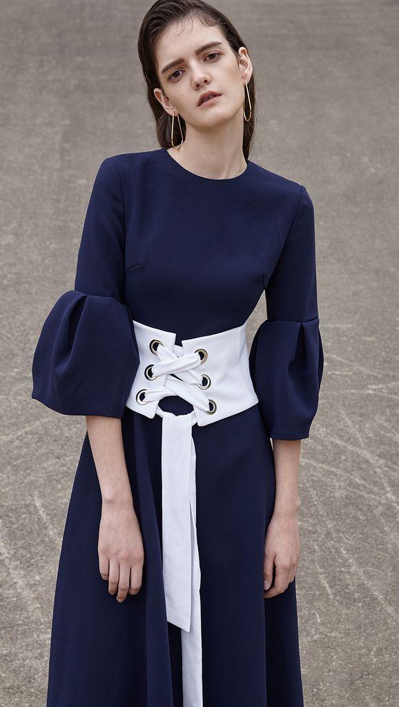 Leice Corset Belt | Fashion | Corset belt, Fashion, White ...