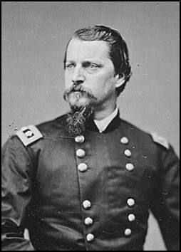 Major General Winfield Scott Hancock. Hancock the Superb. My hero.