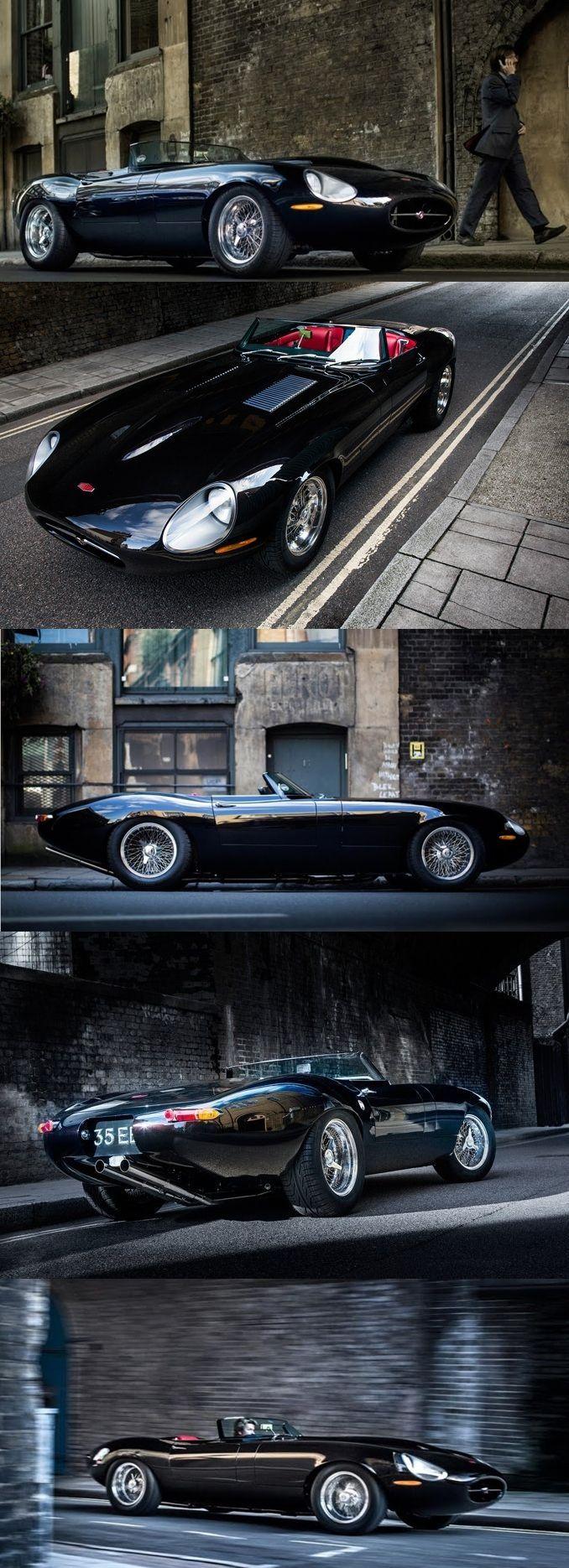 Jaguar Eagle Speedster