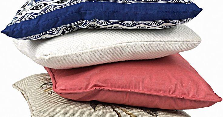 Best 25 como hacer cojines decorativos ideas on pinterest cojines baratos estarcido en - Hacer cojines sofa ...