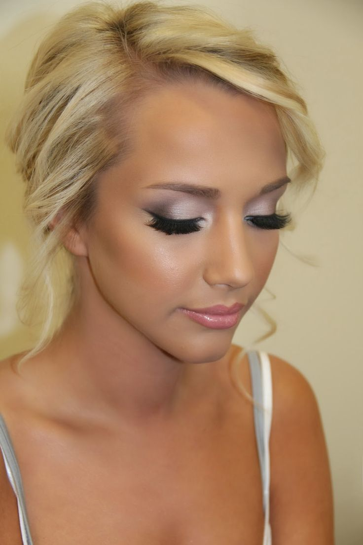 Kissable Complexions: natural wedding day makeup