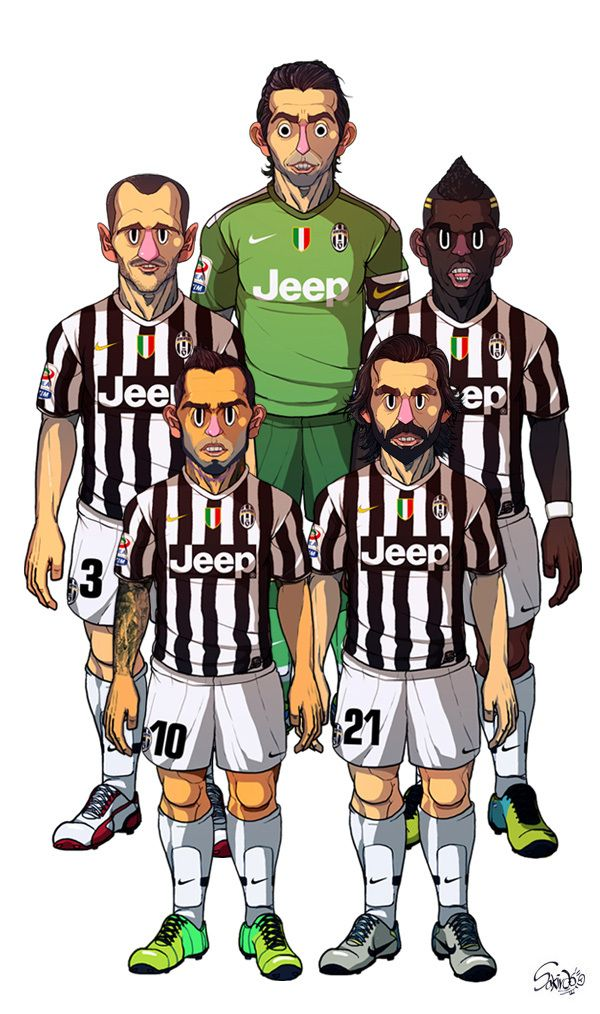 SERIE A by Sakiroo Choi, via Behance