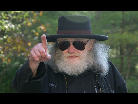 77-YEAR-OLD GARTH HUDSON REVISITS BIG PINK; from my blog OUTTAKES http://michaelgrayouttakes.blogspot.com