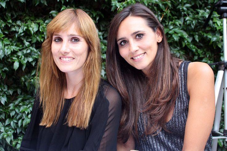 Mara Cozar e Inma Coohuco