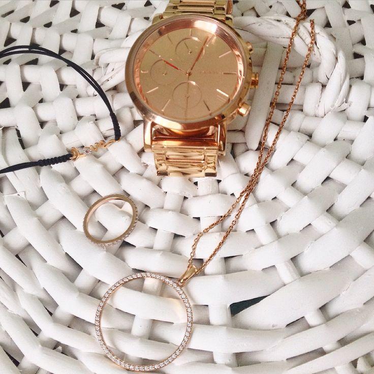 Rosé Gold Jewelery <3