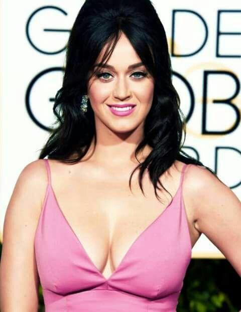 Katy Perry Marou presença no Globo De Ouro