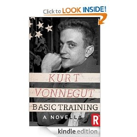 MUST HAVE!: Worth Reading, Books Jackets, Books Worth, Basic Training, Training Kindle, Kurt Vonnegut, Kindle Single, Literary Fiction, Kindle Editing