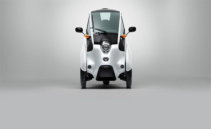 Toyota I Road The New Concept In Urban Mobility Bike