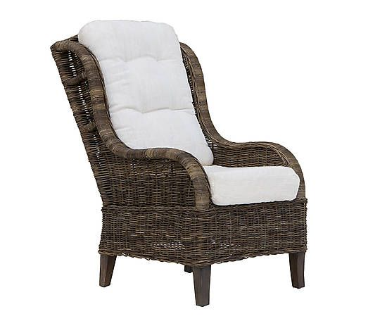 M s de 25 ideas incre bles sobre sillas de rat n en for Muebles de cana y mimbre