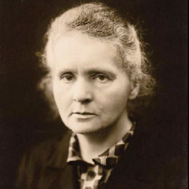 Marie Curie was honored for her work in both Physics & Chemistry and her pioneering research in radioactivity changed history. Two Nobel prizes is just anecdotic
