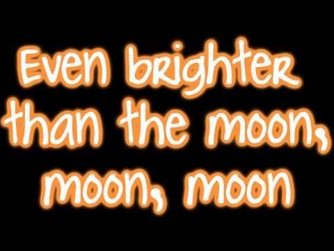 brighter than the moon....: The Moon