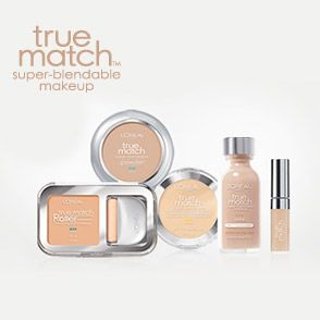 I find that a lot of professional makeup artist reach for L'Oreal Paris USA True Match makeup rather than the more expensive brands!!