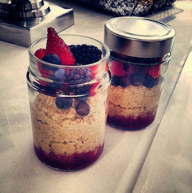 Come preparare il Porridge il giorno prima