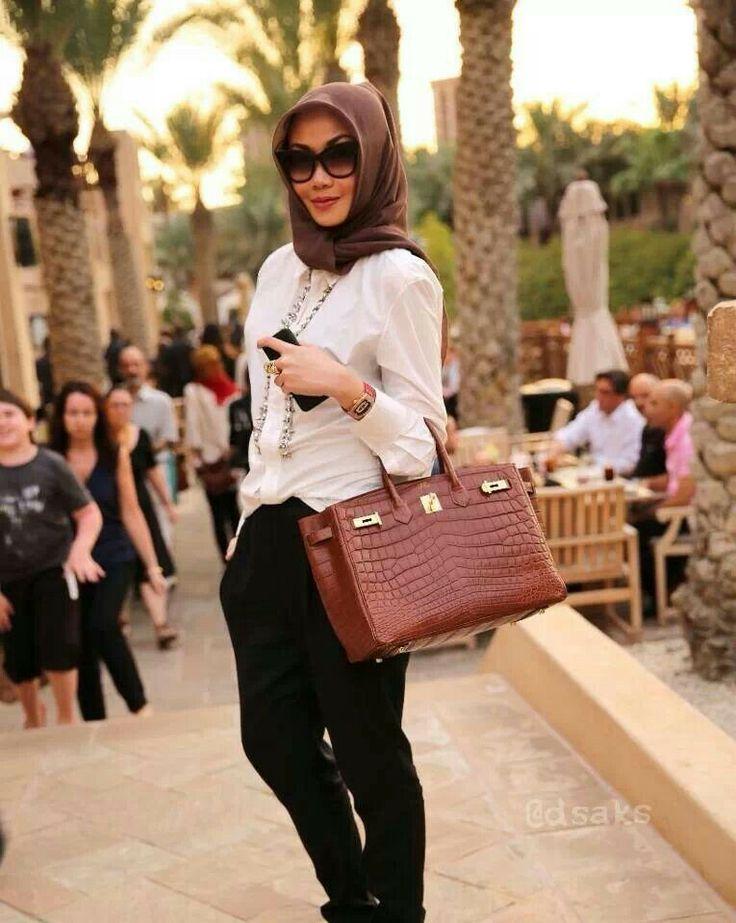 Cute ♥ hijab