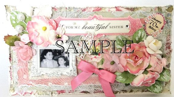 Custom Made Cards For Any Occasion by SillySalCreates on Etsy