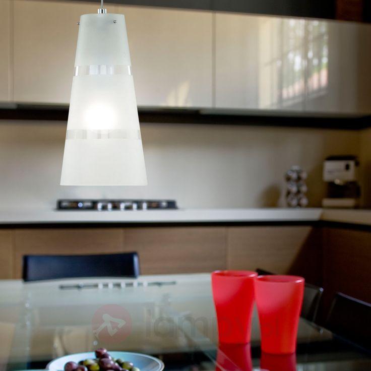 1-punktowa lampa wisząca Noria 3001802