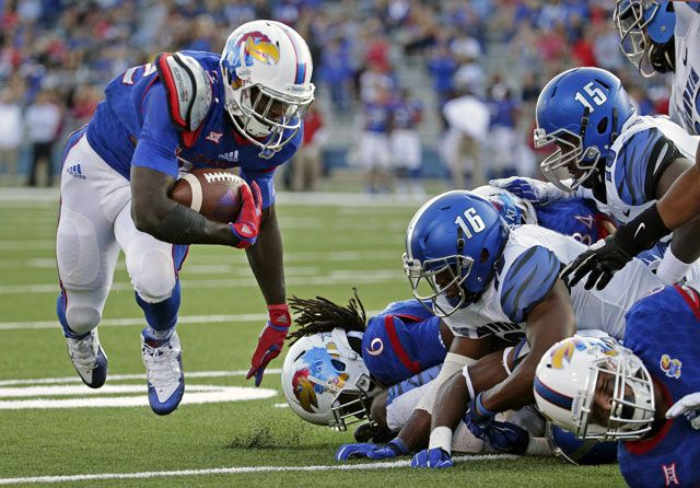 Kansas at Rutgers Another Reason to Blame Charlie Weis - This is everything you need to know about University of Kansas athletic history.....