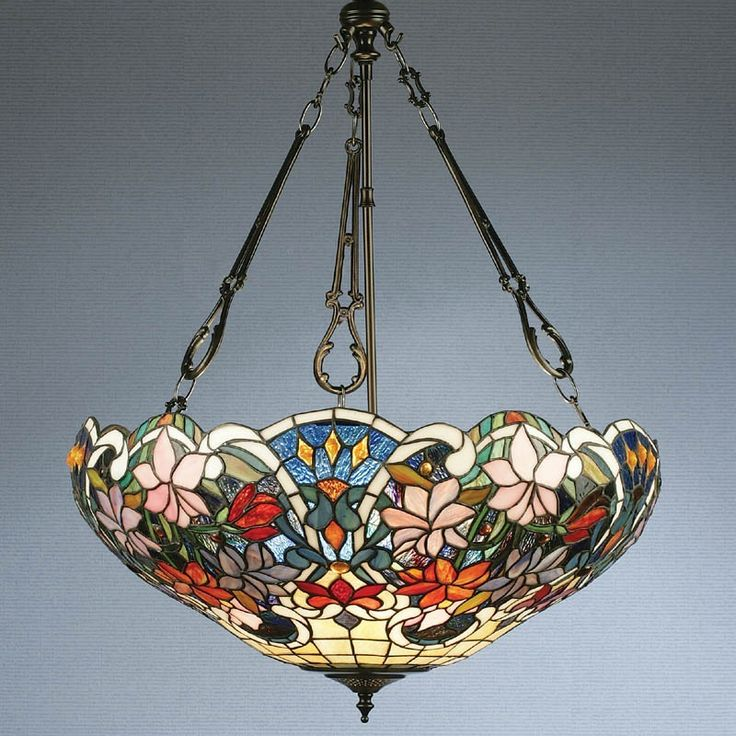 77 best Lampade Tiffany a Sospensione images on Pinterest