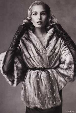 27 best Vintage Fur images on Pinterest | Vintage fur, Fur coats ...