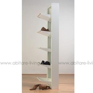 meuble entree range chaussures asuka