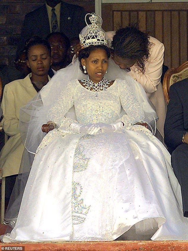 What Royal Brides Around The World Have Worn On Their