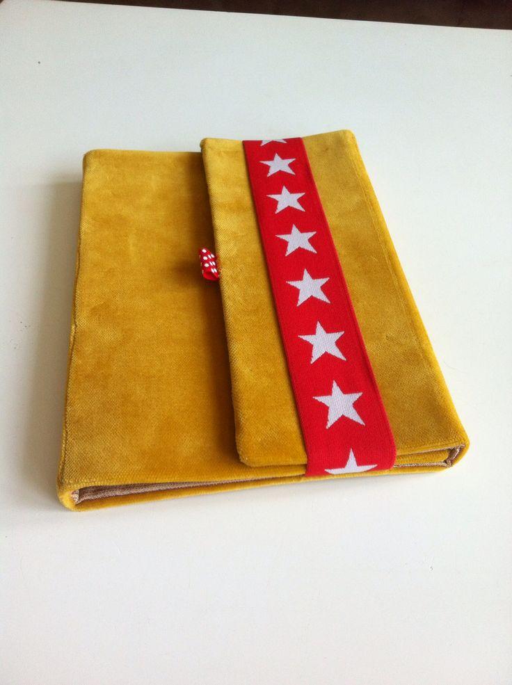 iPad mini velvet case