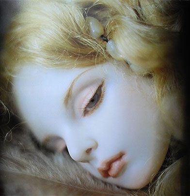 Koitsukihime doll : Damiel sculpt. / Le pantheon de Luna (2004)