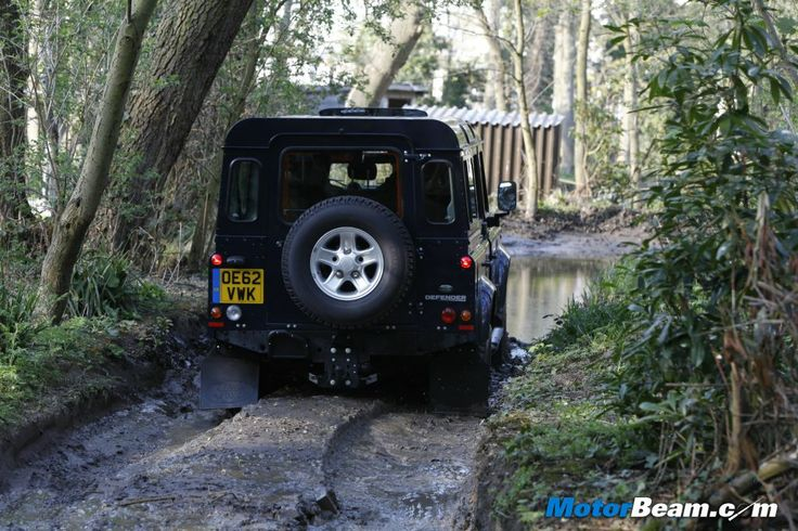 Land Rover Defender Off Road >> Land Rover Defender Off-Road | Land Rover Love | Pinterest