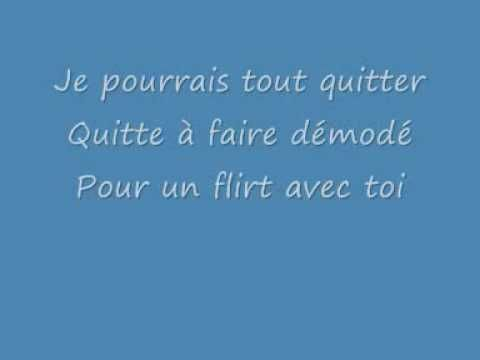 michel delpech pour un flirt avec toi tab Pour un flirt from michel delpech, digital piano sheet music to print choose between several difficulty levels, from beginner to expert.