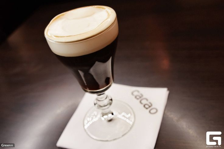 #irish #coffee in #cacaopraha