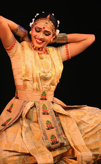 Sattriya dance, Assam, India