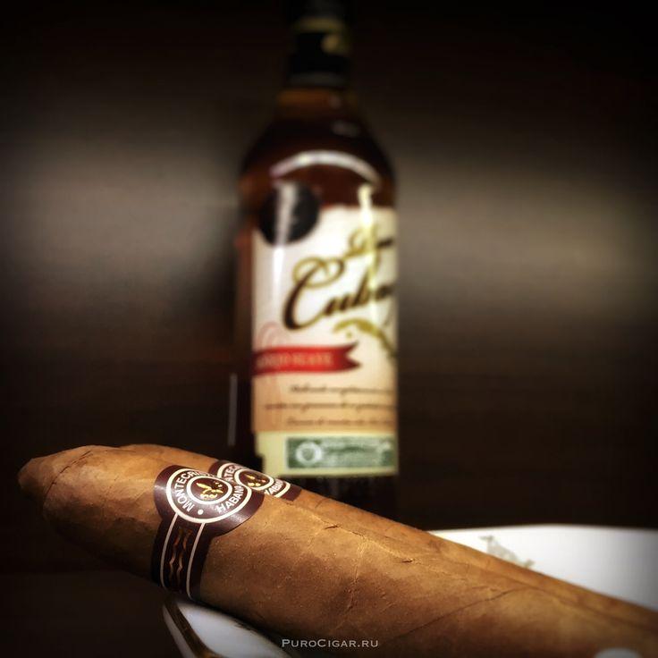 Неплохое завершение вечера, не правда ли? Кубинские сигары Montecristo Petit No2 и выдержанный кубинский Ron Cubay!  В наших магазинах Вы всегда подберёте себе лучшие сигары!