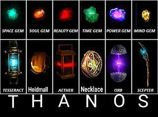 Will Marvel's next solo hero movie introduce another one of Thanos' infinity stones?