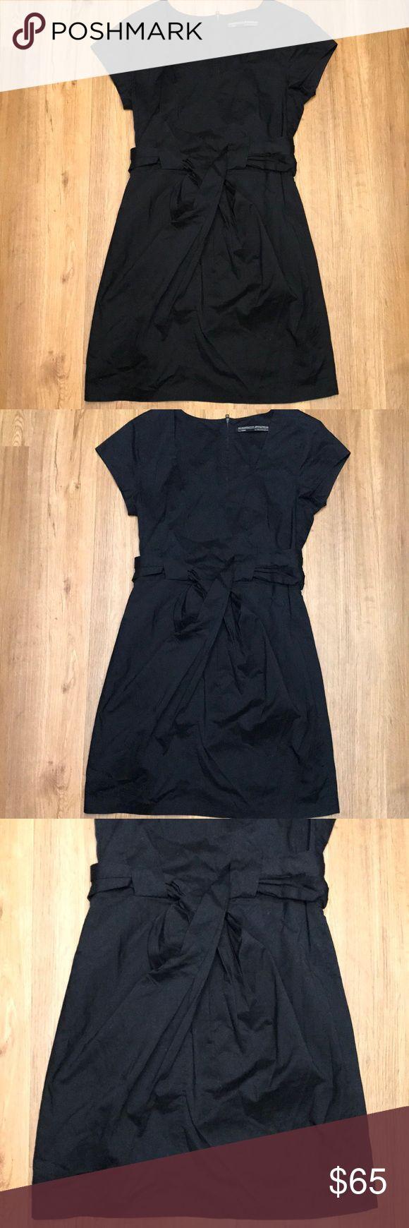 ALLSAINTS Spitalfields black dress size 8 ALLSAINTS dress in excellent condition Allsaints Dresses Asymmetrical