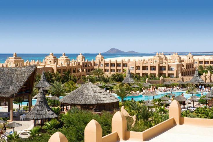 ClubHotel Riu Funana All-Inclusive Resort (Cape Verde/Santa Maria, Ilha do Sal) #CapeVerde