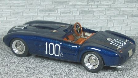 Ferrari 375 MM March Field AFB 1954 #100 - Alfa Model 43
