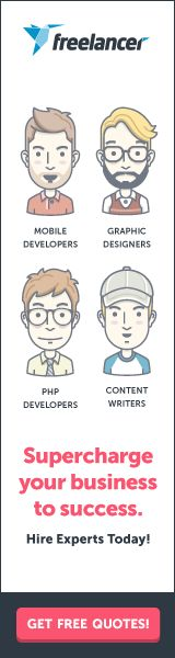 Find the right freelancer for your job!