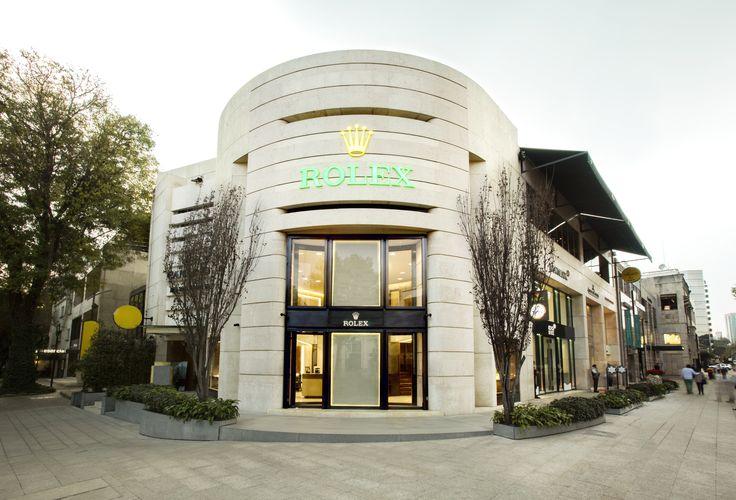Rolex y Berger Joyeros, uno de los grupos joyeros más importantes de México y distribuidor de la marca desde hace ya varios años, anunciaron la inauguració