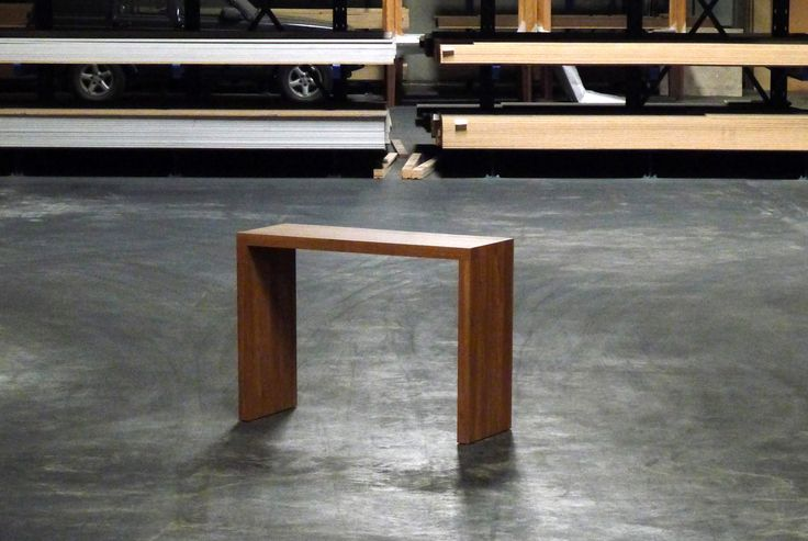Chloe stand Side console for interior - contract use Veneered mdf, available in many finishes and colors.