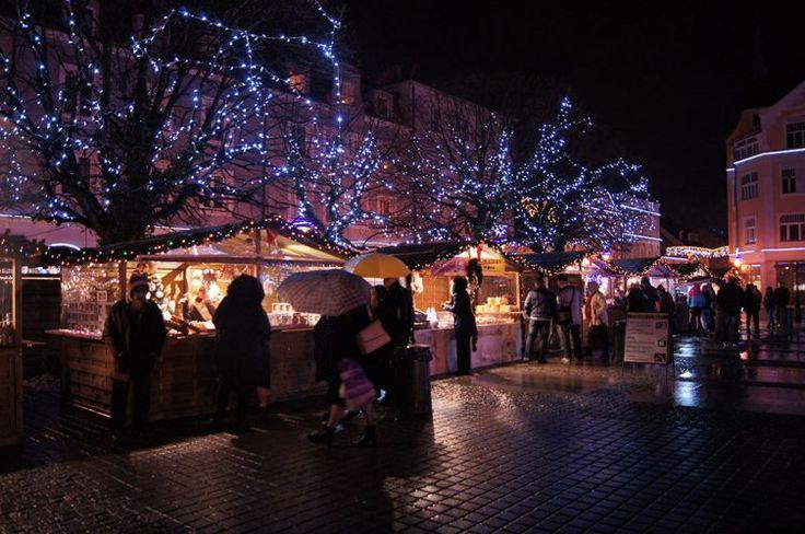Christmas market Wejherowo